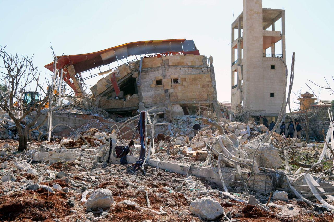 Photo of Almost 50 killed in terrorist shelling onIdlib province