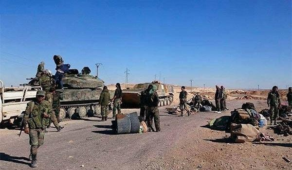 Photo of Terrorists sustain heavy casualties in clashes with Syrian Army