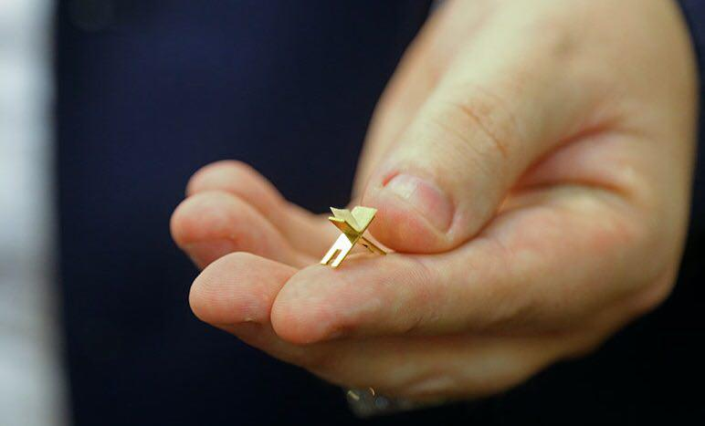 Photo of World's smallest Quran to be submitted to Guinness Book of World Records