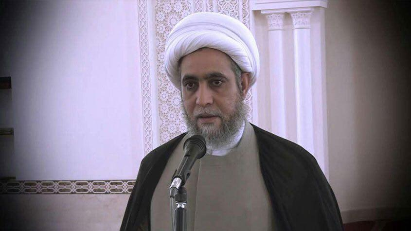 Photo of Saudi security forces arrest Shia scholar Sheikh Muhammad Hassan al-Habib