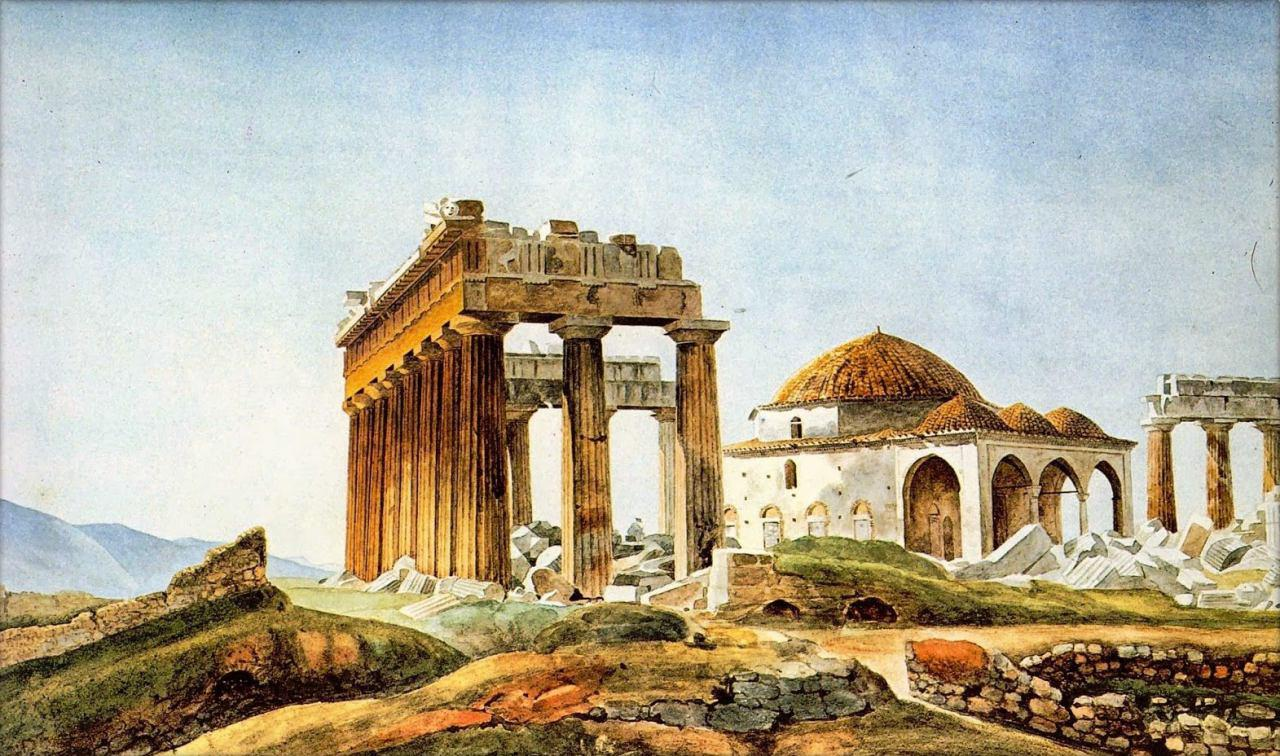 Photo of First Ottoman mosque discovered