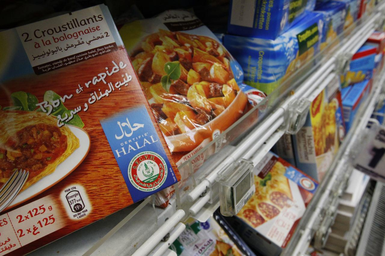 Photo of Halal supermarket in Paris told to sell pork and alcohol or face closure