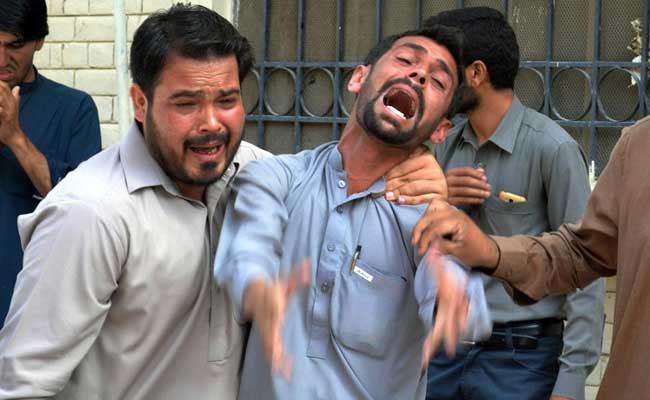 Photo of 55 Killed, over 100 injured in blast at Hospital in Pakistan's Quetta