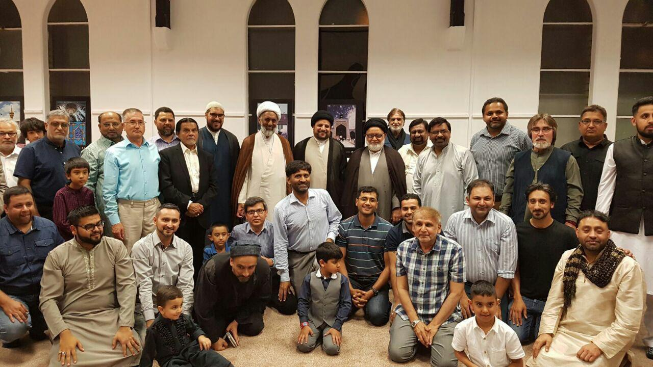 Photo of Old English Church converts to Islamic Center