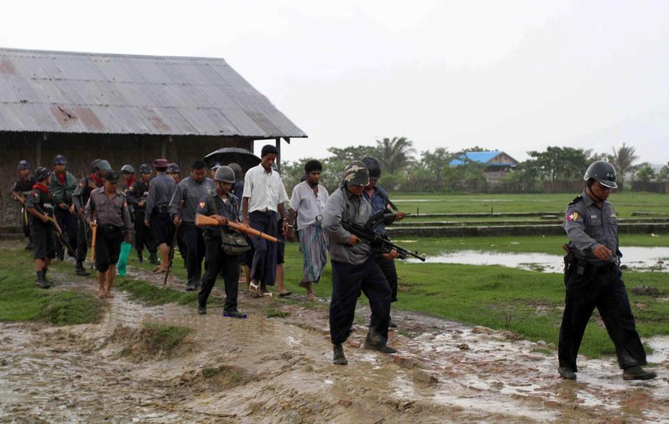 Photo of Curfew extended in Buthidaung and Maungdaw