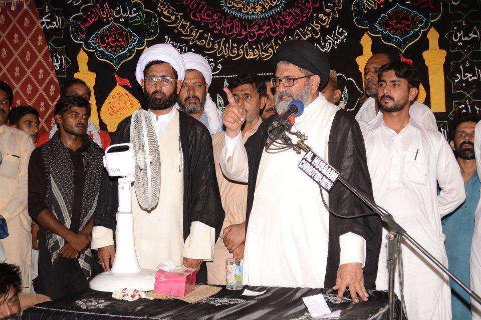 Photo of Pakistan's senior Shia scholar slams Nawaz Sharif's attempts to ban Imam Hussain mourning ceremonies