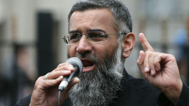 Photo of Anjem Choudary convicted of supporting ISIS