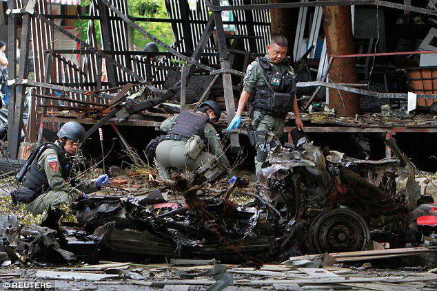 Photo of Two bombs explode in southern Thailand, killing one and injuring at least 29