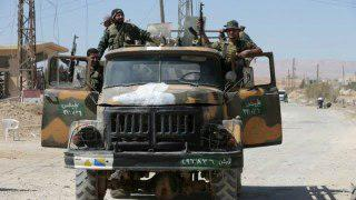 Photo of Syrian Forces liberate Sayyida Sakinah Shrine in Darayya