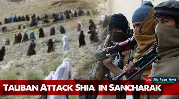 Photo of Terrorist militants of Taliban attack the Shia majority populated city of Sangcharak