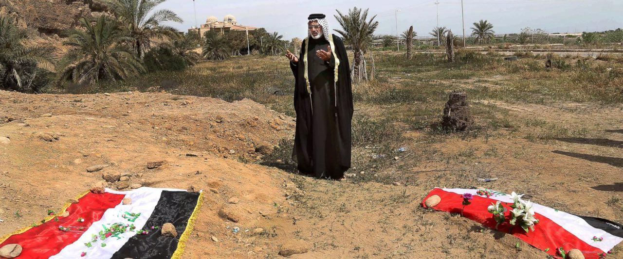 Photo of ISIS buried thousands in 72 mass graves, AP finds