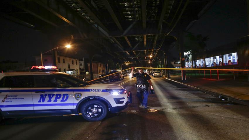 Photo of Muslim woman in headscarf stabbed to death in New York