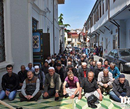 Photo of Georgian Muslims demand new mosque from government