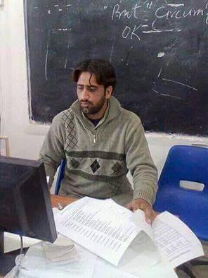 Photo of Pakistani Shia teacher killed due to Wahhabi ideology