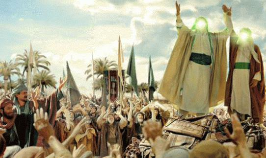 Photo of Ghadir Khum is the eternal witness on al-Saud's hate policies