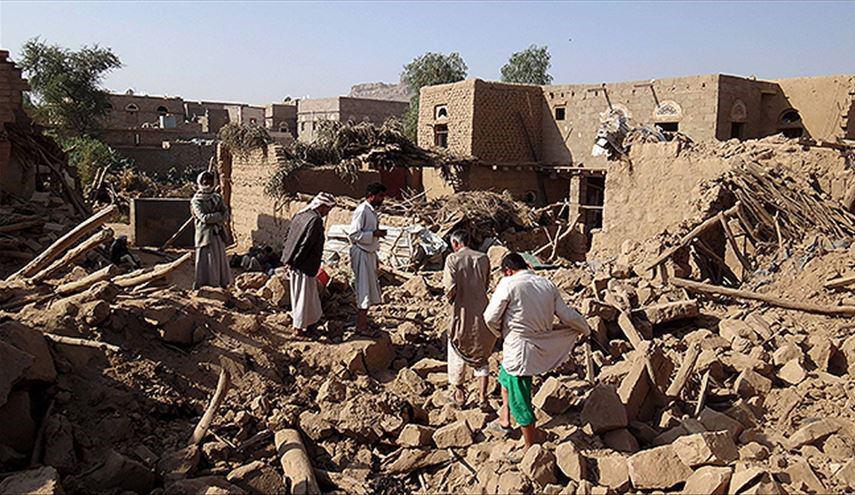 Photo of Seven civilians killed, several injured in Saudi airstrikes in Yemen's Ibb
