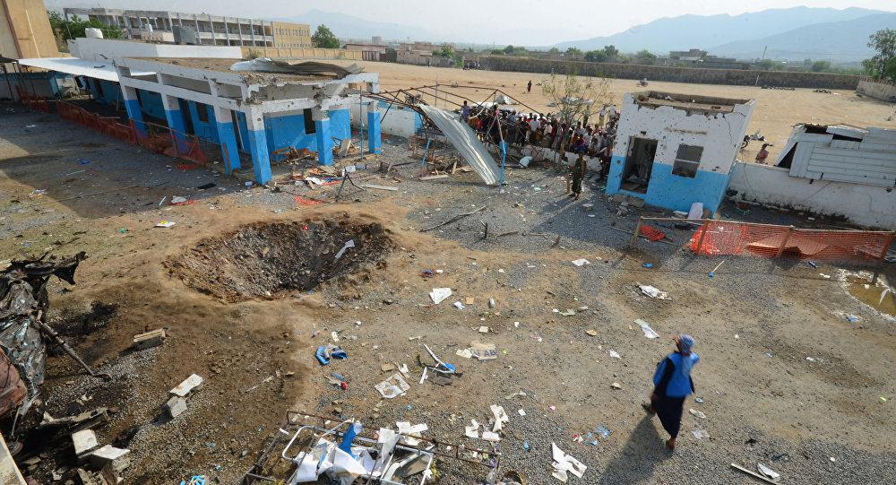 Photo of MSF releases report on Saudi-led coalition's attacks on hospitals in Yemen
