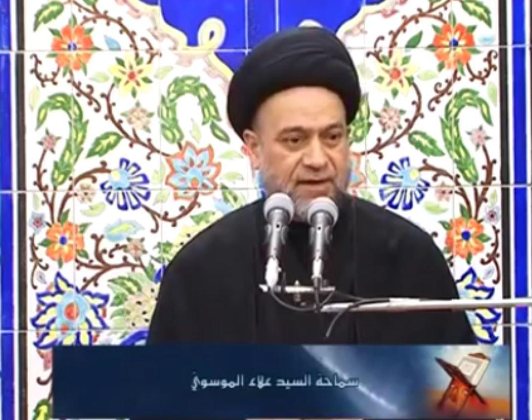 Photo of Chairperson of Shia Endowment denies rumor of forbidding the self-flagellation rituals by Grand AyatollahSistani