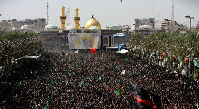 Photo of Huge publicity for Imam Hussein's rituals among western media