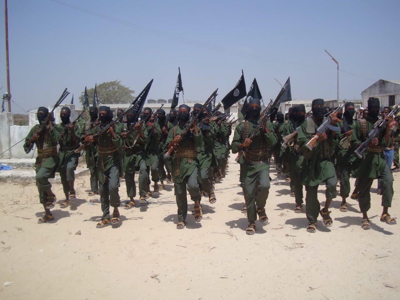 Photo of Al-Shabab militants kill at least 10 people in key Somali town
