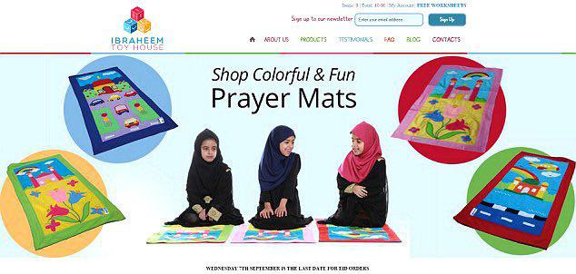 Photo of First Muslim online toy store launched in Britain with hope to battle extremism