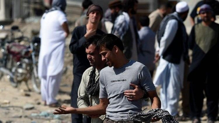 Photo of Six killed in suicide attack in eastern Afghanistan
