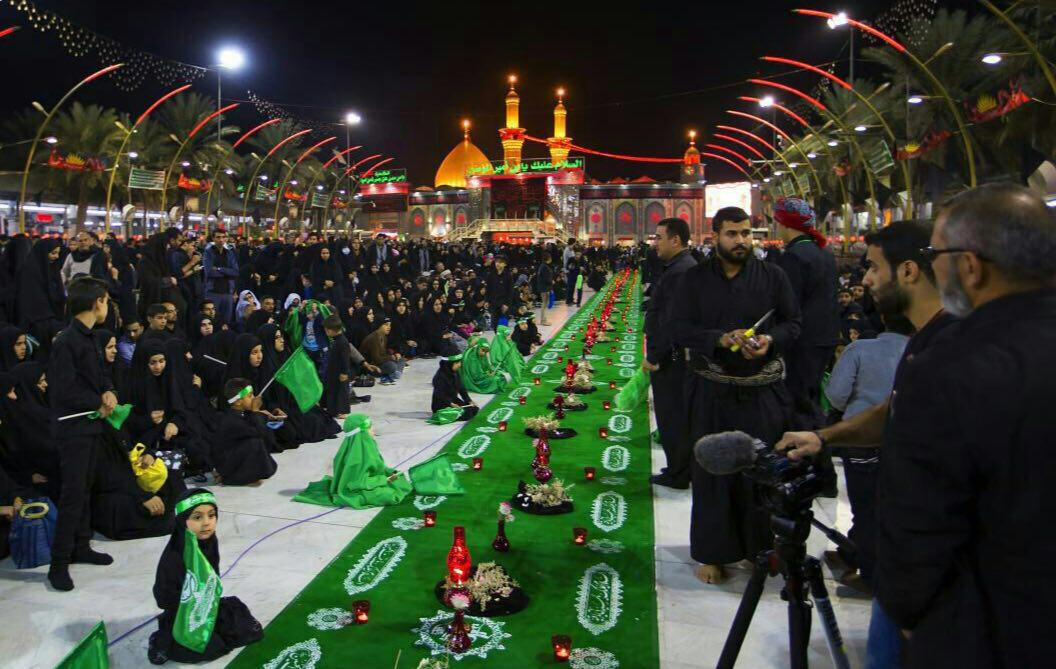 Photo of Consolation rituals held upon Lady Ruqaya in more than 100 cities worldwide