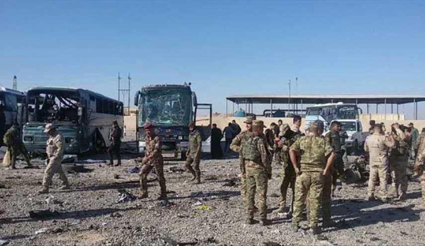 Photo of Explosive-laden ambulance detonates in Holy Samarra
