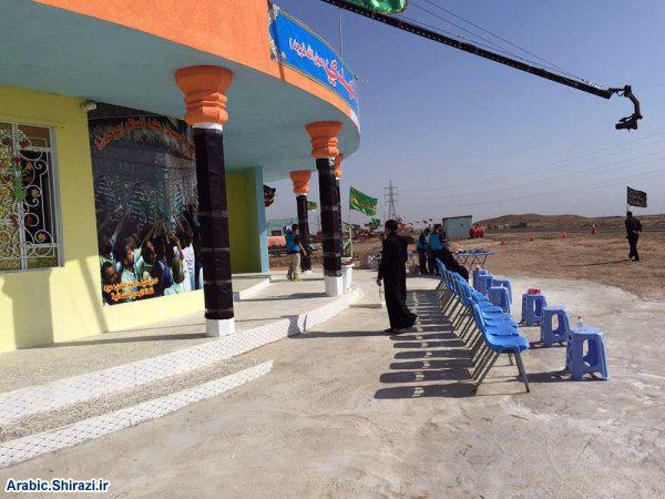 Photo of Biggest guesthouse opens in southern Iraq for Arbaeen pilgrims