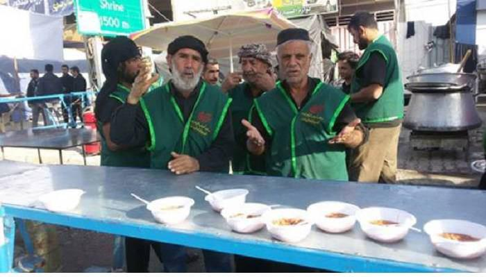 Photo of 500 deaf-mute participate in Husseini services during Arbaen pilgrimage