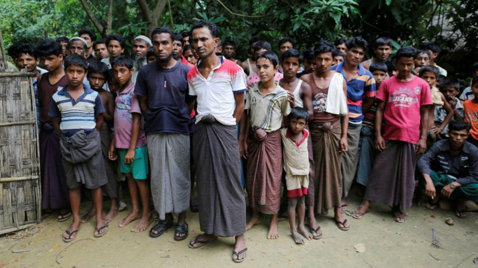Photo of Human Rights Watch:More Rohingya villages razed in Myanmar's Rakhine