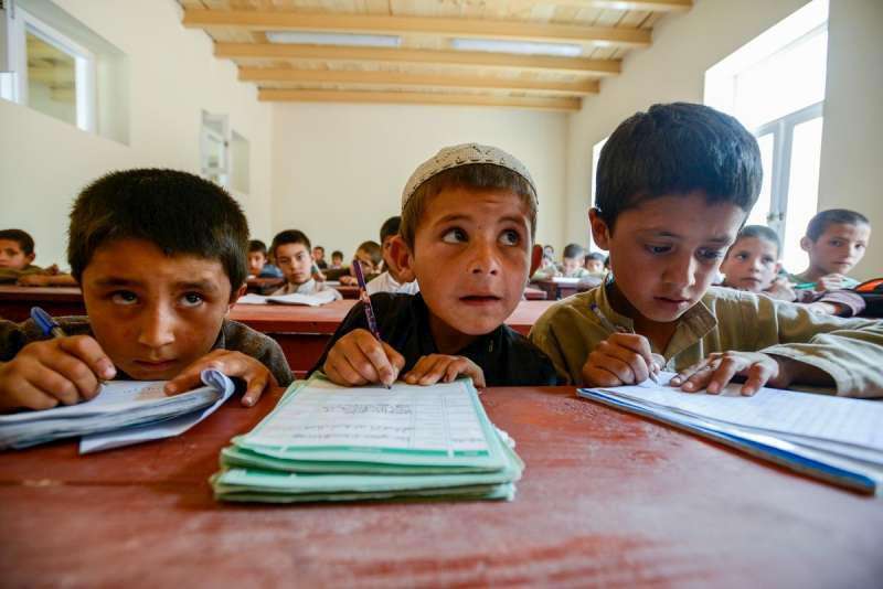 Photo of ISIS expanding schools in Afghan Province
