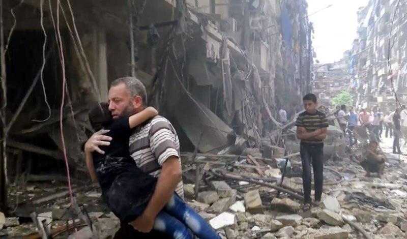 Photo of Shelling kills at least seven Syrian civilians Aleppo