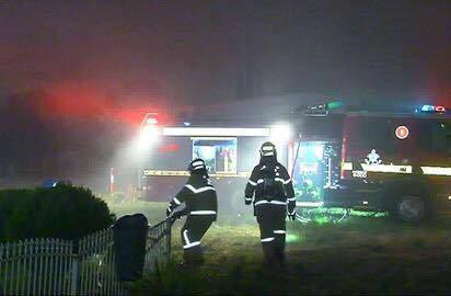 Photo of Fire at Imam Ali Islamic Centre in Melbourne