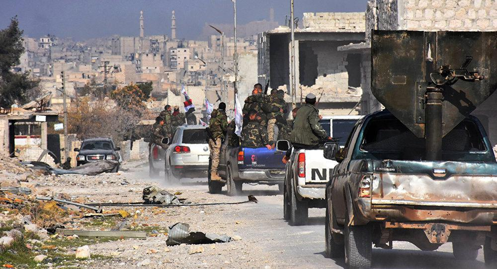 Photo of Syrian government forces control Aleppo territory in full