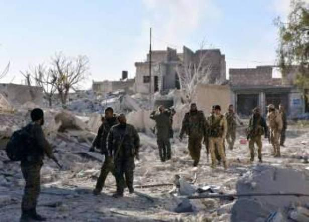 Photo of Aleppo evacuation plan back on track to end years of fighting