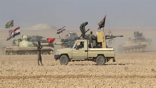 Photo of Iraqi PMU kill nearly 300 terrorists southwest of Mosul