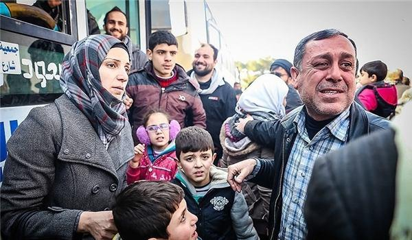 Photo of Fua'a, Kafraya refugees urge Syrian Army to rescue family members
