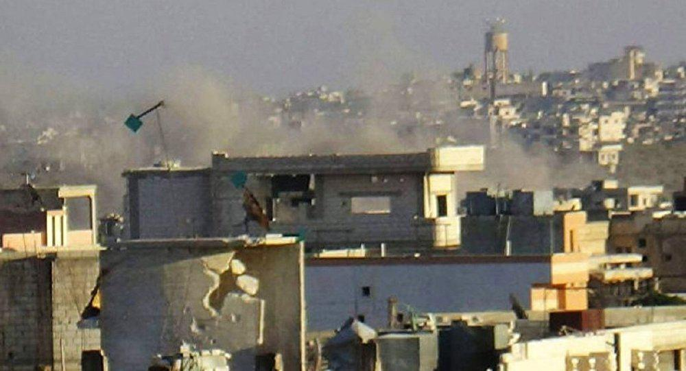 Photo of Militants attack Syria's Fua, Kefraya despite nationwide ceasefire