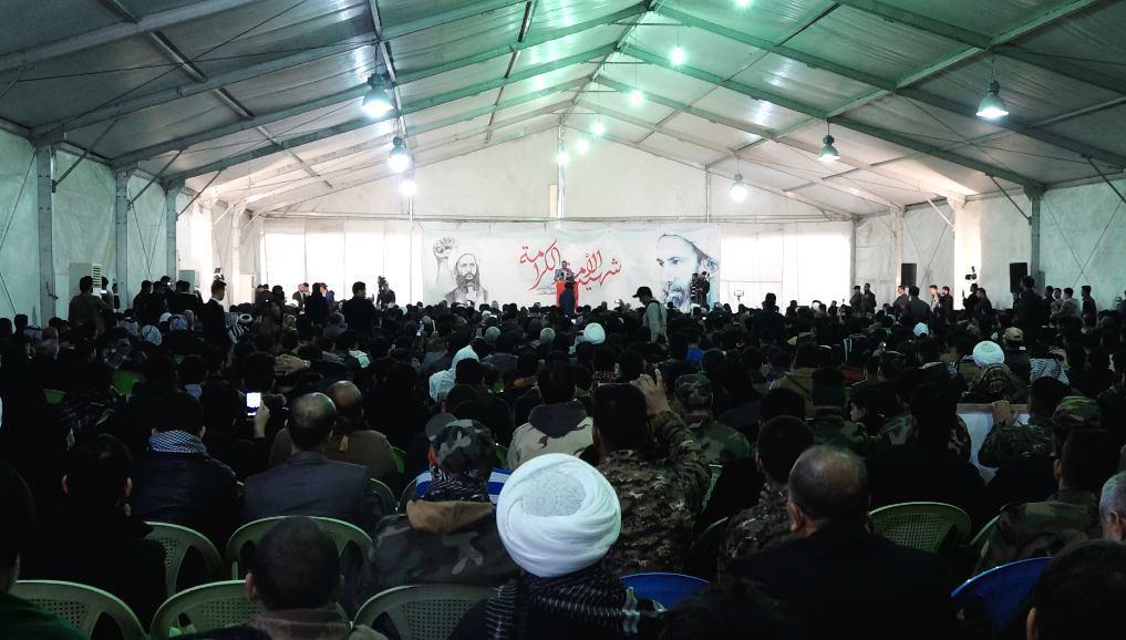 Photo of Al-Nimr International Institution marks first martyrdom anniversary of Sheikh al-Nimr