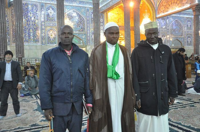 Photo of Delegation from Burkina Faso pledges to convey the Husseini Message to West Africa
