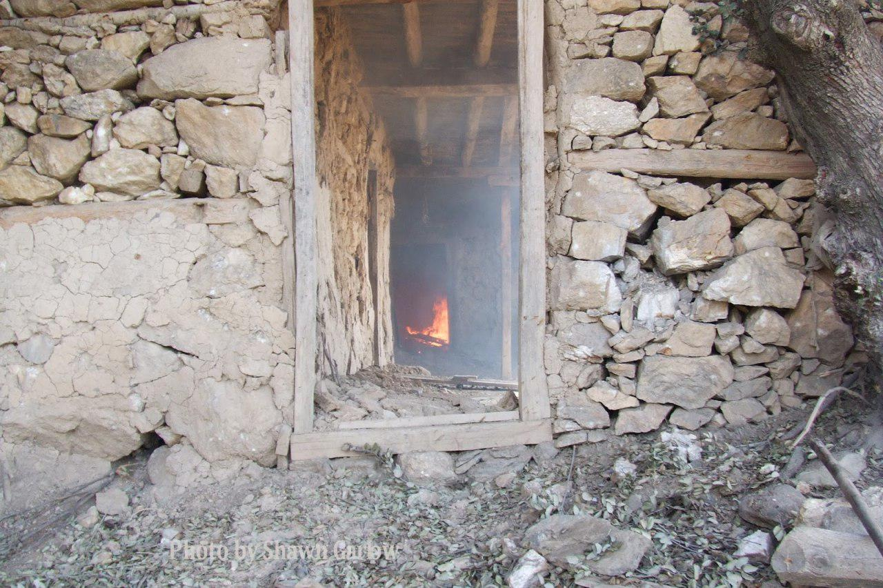 Photo of ISIS loyalists torch 65 houses in East of Afghanistan