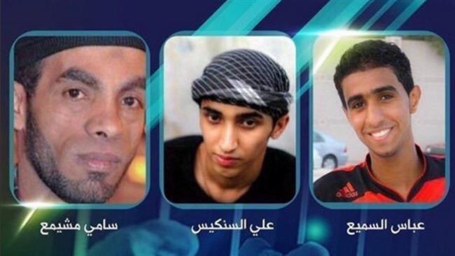 Photo of Bahrain executes three activists amid public rage