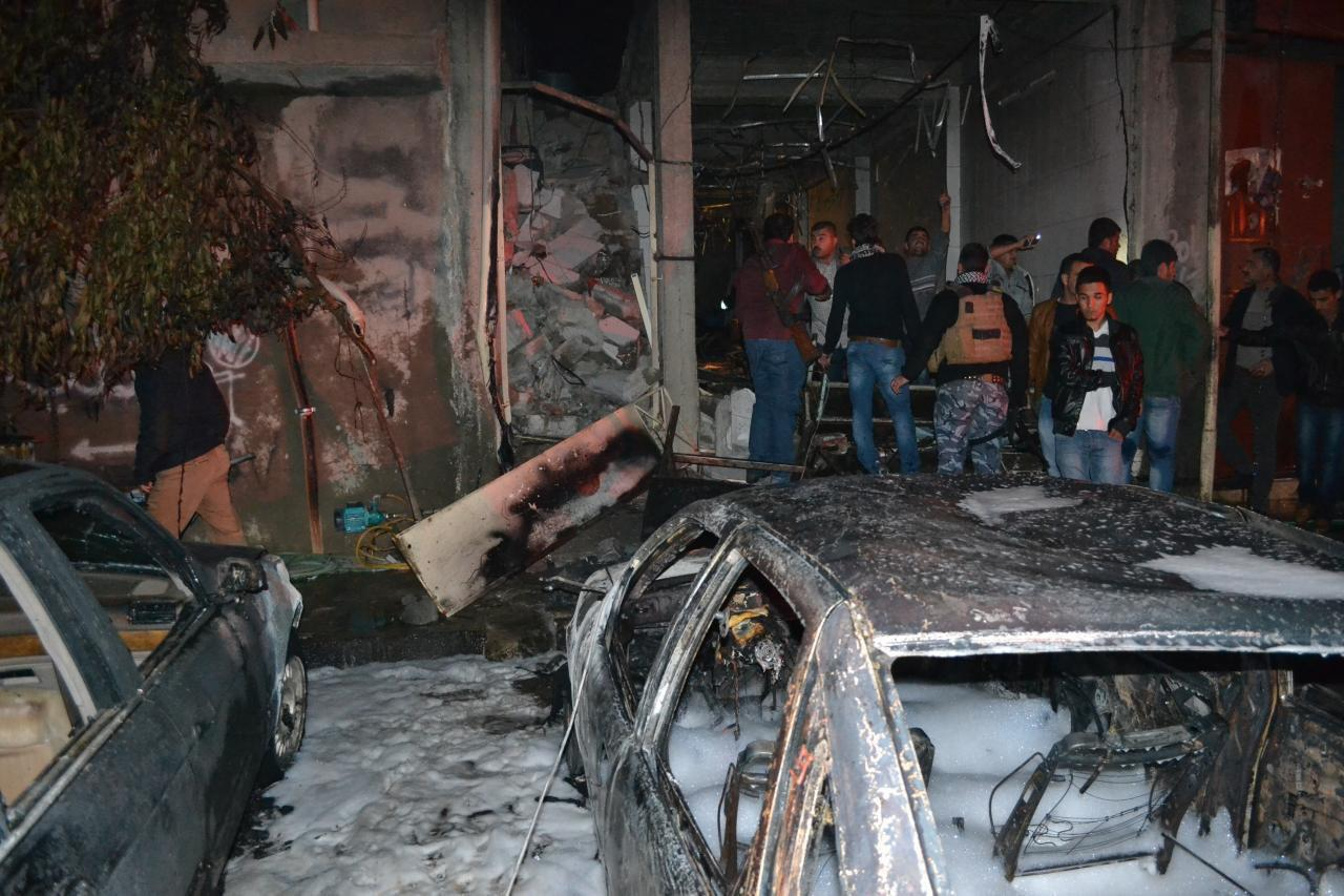 Photo of 21 killed, dozens hurt as multiple bomb attacks hit Iraq