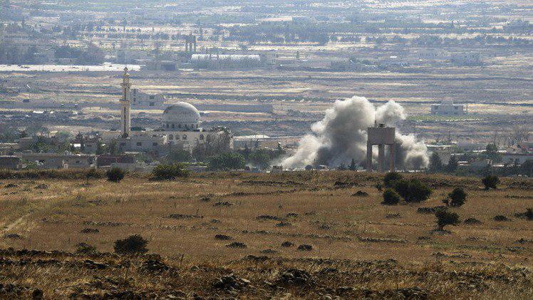 Photo of US-led air strike in Syria kills top leader of al-Qaeda splinter group JabhatFateh al-Sham