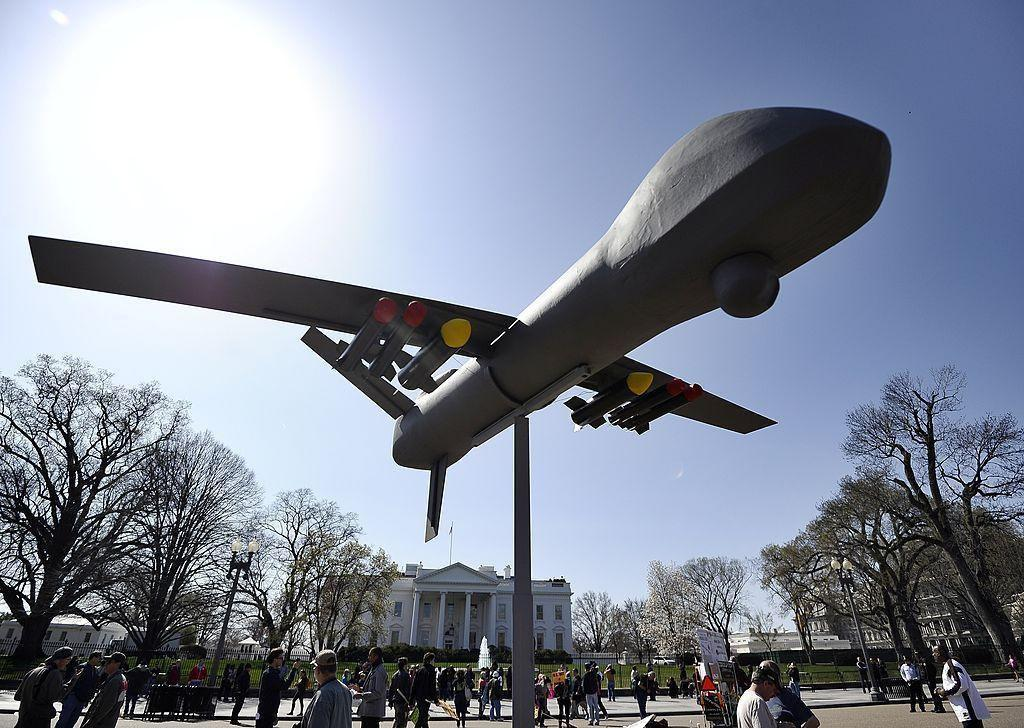Photo of US drone program only killed 117 civilians worldwide, US intelligence controversially claims