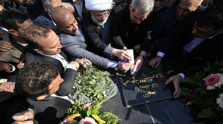 Photo of Imam Hussein Holy Shrine lays foundation stone of Karbala Int'l Airport