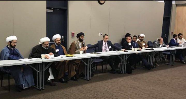 Photo of Shia Islamic centers hold meeting in New Jersey