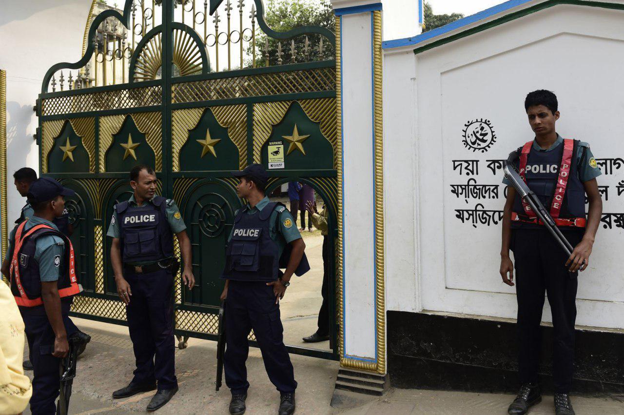 Photo of Nine 'JMB-Shibir men' charged in Shia mosque attack
