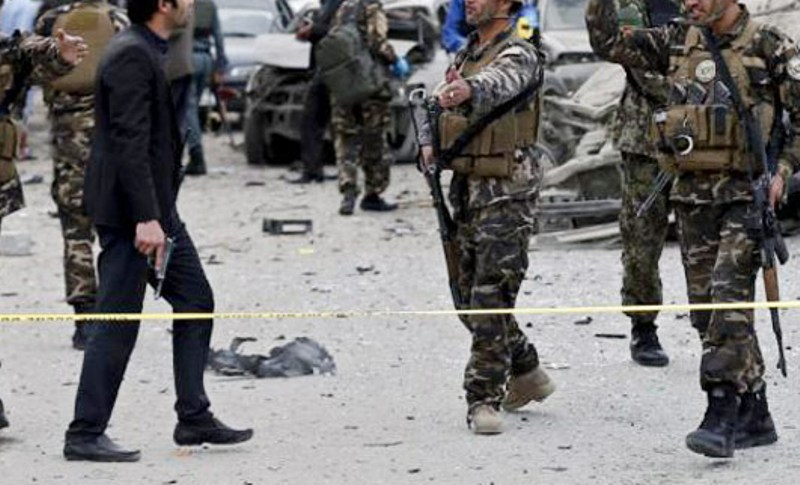Photo of 21 killed, 41 wounded in Kabul explosion
